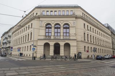 Budynek dawnego Sejmu Prowincjonalnego w Poznaniu